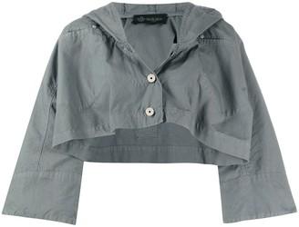 Mr & Mrs Italy Cropped Caplet Jacket