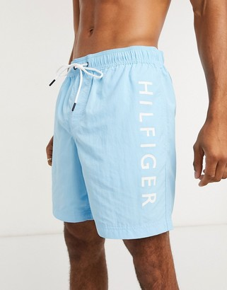 Tommy Hilfiger the hilfger swimshorts in blue