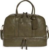 Sole Society Mason Faux Leather Travel Satchel