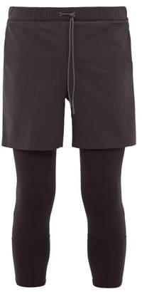 Jacques - Compression Lined Shorts - Mens - Black