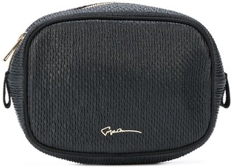 Giorgio Armani Pre-Owned Textured Beauty Case