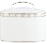 Kate Spade Signature Spade Sugar Bowl with Lid