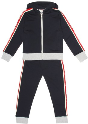 Moncler Enfant Cotton tracksuit