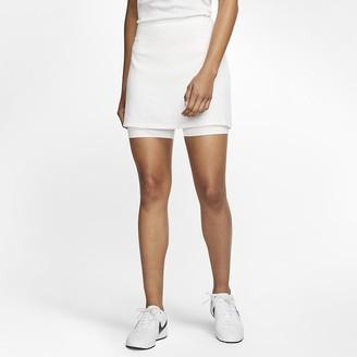 "Nike Women's 15"" Golf Skirt Dri-FIT Ace"