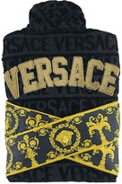 Versace BAROCCO & ROBE SEQUINED BATHROBE