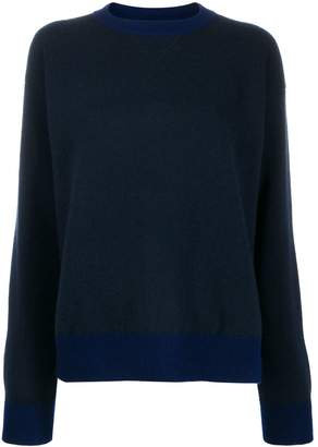 Sofie D'hoore knit colour combo sweater