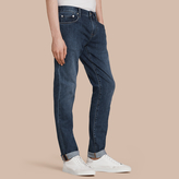 Burberry Slim Fit Japanese Denim Jeans