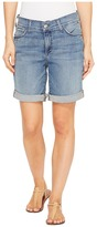 NYDJ Jessica Boyfriend Shorts in Paloma Rips Women's Shorts