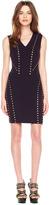 Michael Kors Stud-Outline Dress