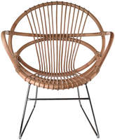 Pols Potten Singapore Open Chair - Natural