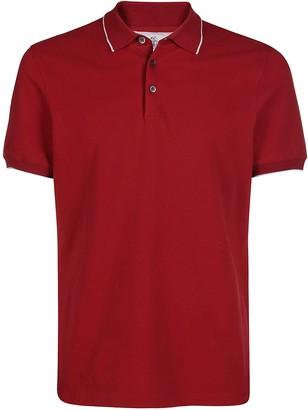 Brunello Cucinelli Classic Polo Shirt