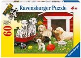 Ravensburger Puppy Party Puzzle - 60 Pieces