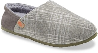 Acorn Parker Plaid Slipper