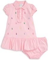 Polo Ralph Lauren Dress (Baby Girls)
