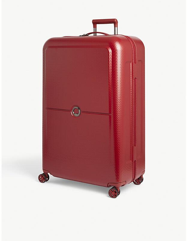 Delsey Turenne four-wheel suitcase 82cm