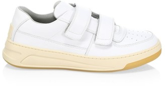 Acne Studios Perry Grip Tape Leather Sneakers