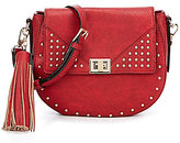Gianni Bini Bow Studded Cross-Body Bag