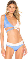 Tori Praver Swimwear Joy Wrap Top
