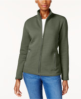 Karen Scott Quilted Active Jacket, Created for Macy's