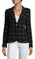 Smythe Patch Pocket Duchess Cotton Blazer