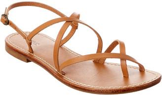 Soludos Zoe Leather Sandal