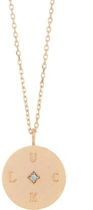 Lulu DK CZ Pendant Necklace
