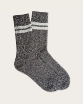 Frye Supersoft Striped Boot Sock - Women's