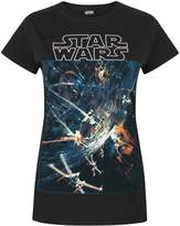 Star Wars Death Star Women's T-Shirt (XXL)