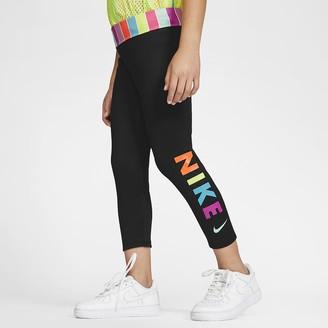 Nike Little Kids' 3/4 Leggings Dri-FIT