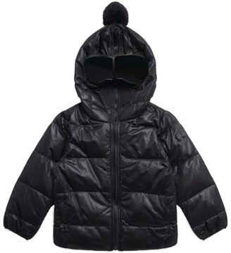 AI Riders On The Storm Young Mesh Padded Jacket