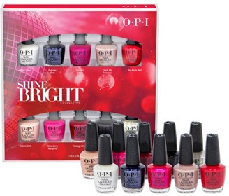 OPI Nail Lacquer Iconics 10-Piece Mini Pack