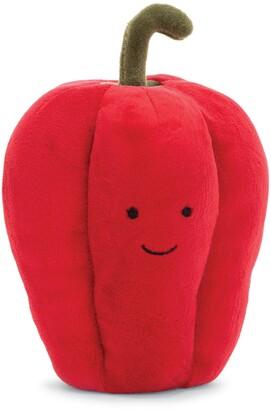 Jellycat Vivacious Vegetable Pepper Plush Toy
