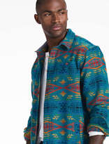 Lucky Brand Pendleton Mason Work Wear Shirt Jacket