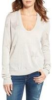 Zadig & Voltaire Rina Star Merino Wool Sweater