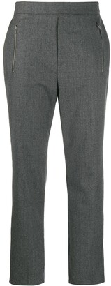 Stella McCartney Slim Cropped Trousers