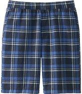 Uniqlo Men's Linen Cotton Elastic Waist Shorts