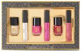 Adrienne Vittadini 6-pc. Lip Gloss & Nail Polish Set