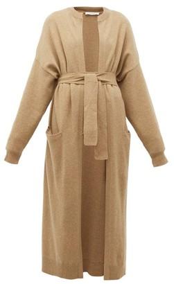 Extreme Cashmere - No. 105 Big Coat Stretch-cashmere Coat - Womens - Camel