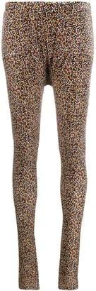 Vivienne Westwood floral print leggings