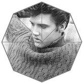 Custom Umbrella Elvis Presley Custom Foldable Rain Umbrella Wind Resistant Windproof Floding Travel Umbrella