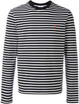 Ami Alexandre Mattiussi Ami de Coeur long sleeved T-shirt