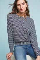 Michael Stars Raye Striped Sweatshirt