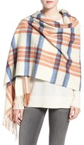Barbour Women's Plaid Lambswool Wrap