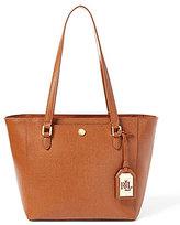 Lauren Ralph Lauren Newbury Collection Halee II Shopper