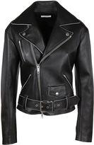 Celine Zipped Biker Jacket