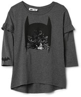 GapKids | Wonder Woman ruffle sleeve tee