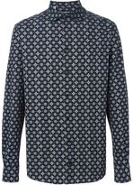Dolce & Gabbana geometric print shirt - men - Cotton - 40