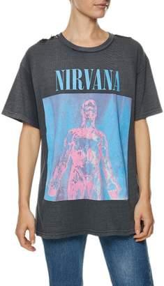 """Vintage Nirvana """"Sliver"""" Tee"""