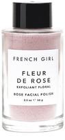 French Girl Organics Rose Facial Polish in Pink.