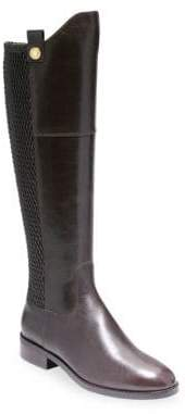 Cole Haan Galina Leather Knee High Boots